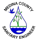 Medina County Sanitary Engineer Logo