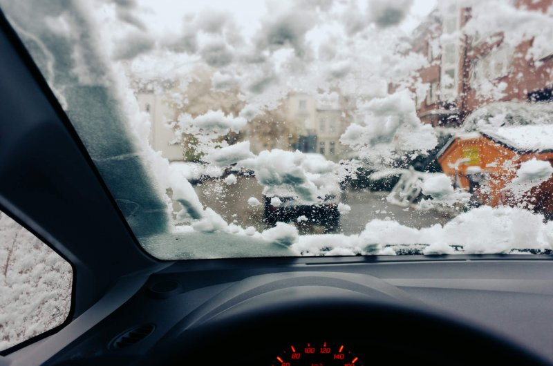 Winter Driving - In Case of Emergency tips