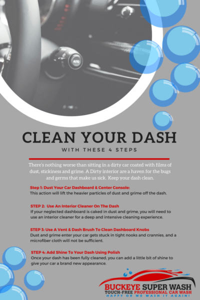Clean Your Dashboard